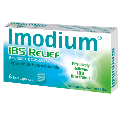 IMODIUM® IBS Relief