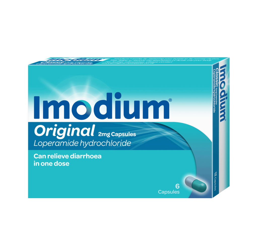IMODIUM® Classic Diarrhoea Treatment